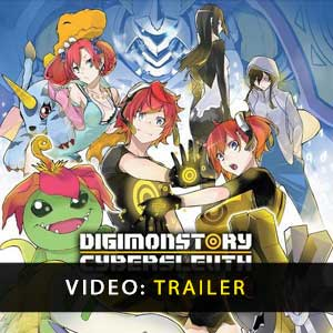 Buy Digimon Story Cyber Sleuth CD Key Compare Prices