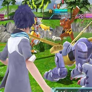 Digimon Mechanical Claw