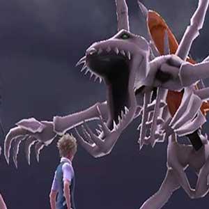 Digimon battle