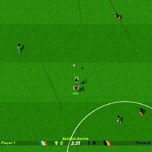 Dino Dinis Kick Off Revival Gameplay Image