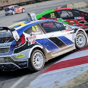 Classic rally racing
