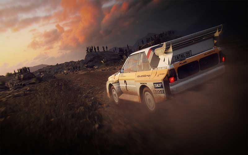 DiRT Rally 2 0