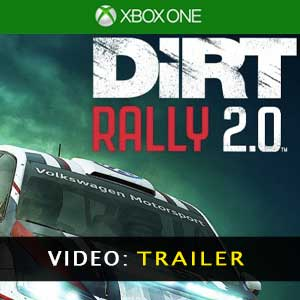 DiRT Rally 2.0 PS4 Video Trailer