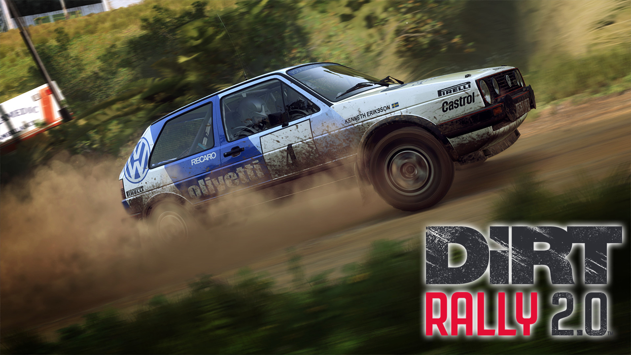 new dirt rally 2 0 trailer showcases most iconic cars. Black Bedroom Furniture Sets. Home Design Ideas