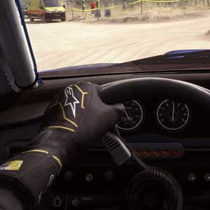DiRT Rally Driving