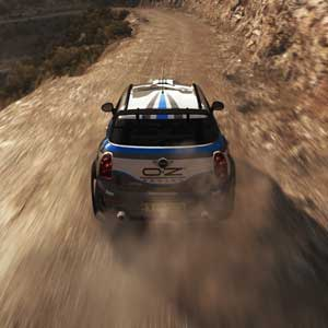 Dirt Rally Xbox One Split Time