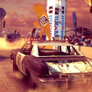 Dirt Showdown - Drag Race