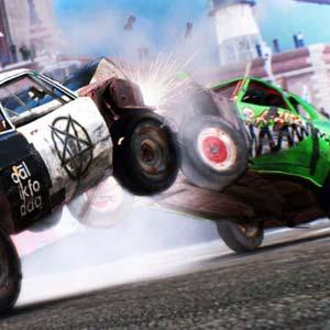 Dirt Showdown - Crash