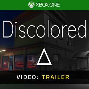 Discolored Xbox One Video Trailer