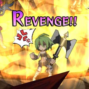 Disgaea 5 Alliance of Vengeance PS4 Revenge