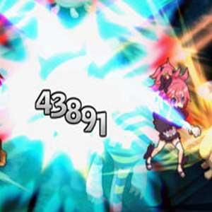 Disgaea 5 Alliance of Vengeance PS4 Fight