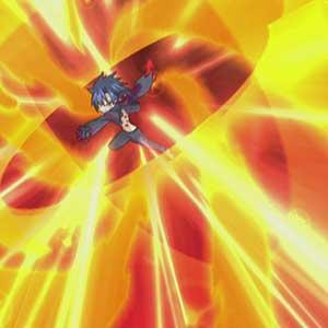 Hellfire shot