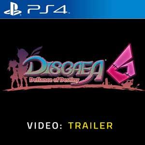 Disgaea 6 Defiance of Destiny PS4 Video Trailer
