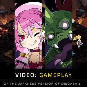 Disgaea 6 Defiance of Destiny Gameplay Video