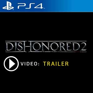 Dishonored 2 PS4 Prices Digital or Physical Edition