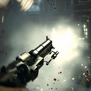 Dishonored Weapon Fight