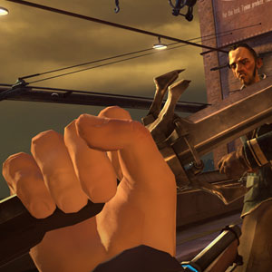 Dishonored Sword Fight