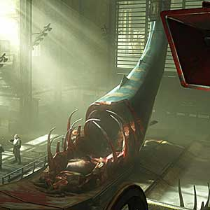 Dishonored DLC The Knife of Dunwall - Slaughter House