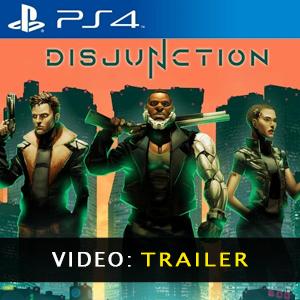 Disjunction PS4 Video Trailer