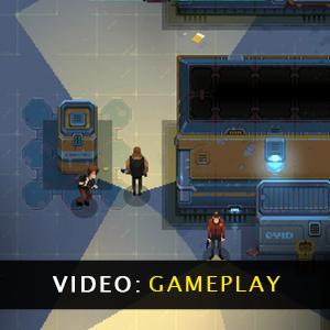 Disjunction Nintendo Switch Gameplay Video