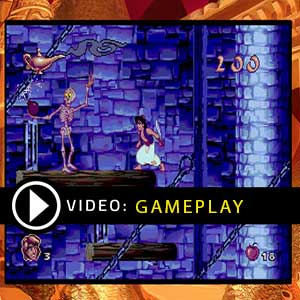 Disney Classic Games Aladdin and the Lion King Gameplay Video