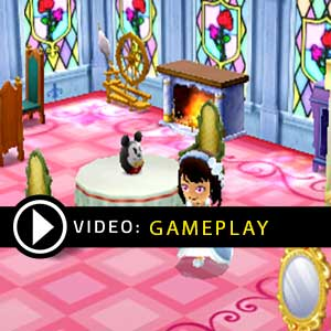 Disney Magical World 2 3DS Gameplay Video