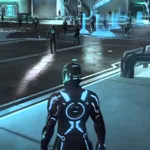 Disney TRON Evolution: The World of TRON