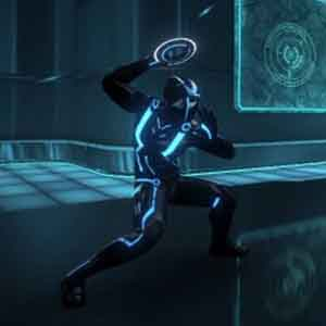 Disney TRON Evolution: Fight Scene