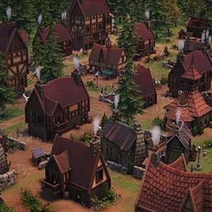 Distant Kingdoms - Village