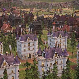 Distant Kingdoms - Houses