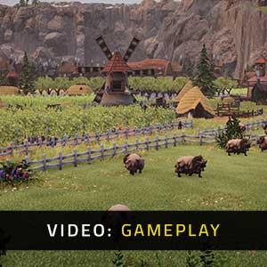 Distant Kingdoms Gameplay Video