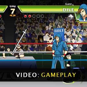 Divekick Gameplay Video