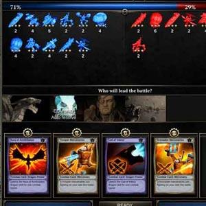 Divinity Dragon Commander Dashboard