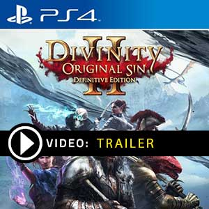 Divinity Original Sin 2 PS4 Prices Digital or Box Edition