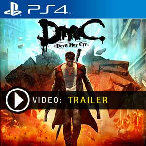 DmC Devil May Cry PS4 Prices Digital or Physical Edition