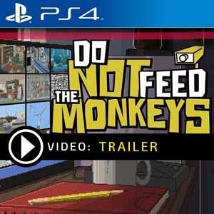 Do not Feed the Monkeys PS4 Prices Digital or Box Edition