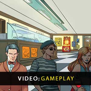 Doctor Who Infinity The Silent Streets of Barry Island Gameplay Video