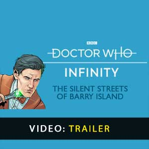 Doctor Who Infinity The Silent Streets of Barry Island