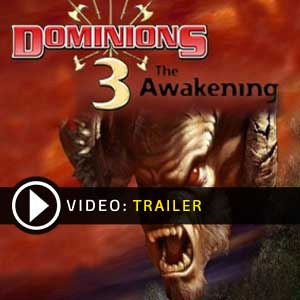 Buy Dominions 3 The Awakening CD Key Compare Prices