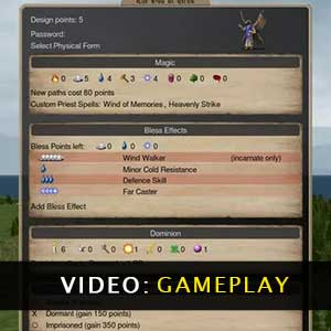 Dominions 5 Warriors of the Faith Gameplay Video