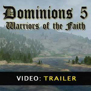 Buy Dominions 5 Warriors of the Faith CD Key Compare Prices