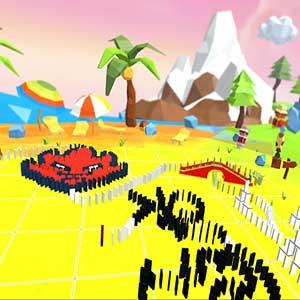 Domino Craft VR