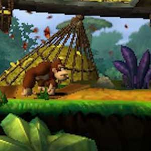 Donkey Kong Country Returns Nintendo 3DS Character