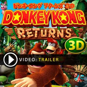 Donkey Kong Country Returns Nintendo 3DS Prices Digital or Physical Edition