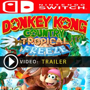 Donkey Kong Country Tropical Freeze Nintendo Switch Prices Digital or Box Edition