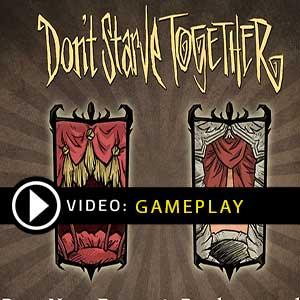 Don't Starve Together Beating Heart Chest Gameplay Video