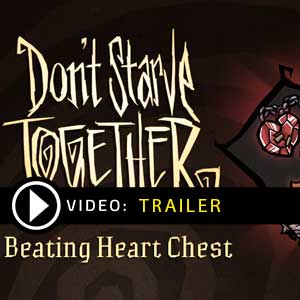 Buy Don't Starve Together Beating Heart Chest CD Key Compare Prices
