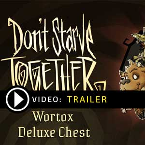 Buy Don't Starve Together Wortox Deluxe Chest CD Key Compare Prices