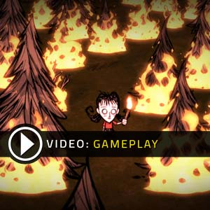Don't Starve Gameplay Video