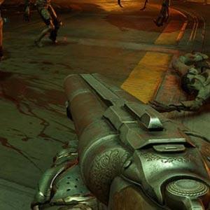 DOOM 4 PS4 Weapon